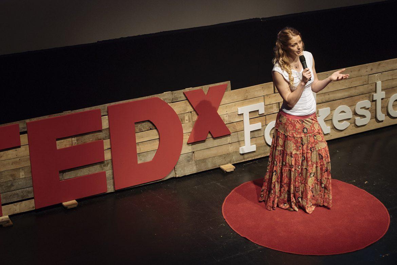 Curating TEDxFolkestone
